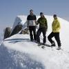 Flüela Wisshorn - Obligates Gipfelphoto