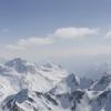 Flüela Wisshorn - Gipfelpanorama
