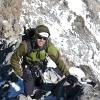 Piz Bernina - kurz vor dem Gipfel