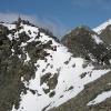 Piz Blaisun - entlang dem Ostgrat zum Gipfel