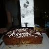 Piz Morteratsch - gr3000 Geburtstagskuchen