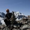 Piz Tschierva - Gipfelfreude