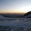 Piz Zupò - kurz bevor die Sonne aufging