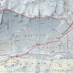 Route Piz Blaisun