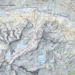Route Piz Lagrev