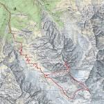 Route Piz Lischana