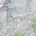 Route Piz Minschun