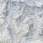 Route Piz Surgonda