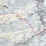 Route Piz d'Agnel