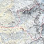 Route Piz Calderas
