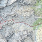 Route Piz Salteras