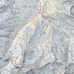 Route Piz Gallagiun