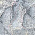 Route Piz Segnas