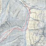 Route Tscheischhorn