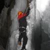 Eisklettern Pontresina