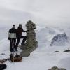 Frunthorn - Ski-Premiere auf dem Frunthorn