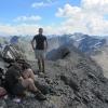 Gipfelzwipf und Jägerkissen