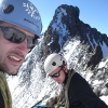 Piz Bernina - Seilschaft 2 auf dem Pizzo Bianco
