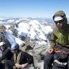 Piz Bernina - Gipfellaune