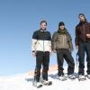 Piz Lagrev - Gipfelphoto auf dem Piz Lagrev