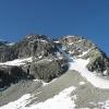 Piz d'Alp Val von Norden aus gesehen