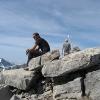 Piz Laviner - Gipfelstille