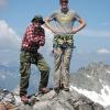 Clowns auf dem Piz d'Alp Val