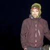 Piz Val Lunga - winterliche Temperaturen vor Morgengrauen