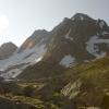 Piz Vallatscha - Unser erstes Tagesziel auf 3109m