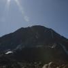 Pizz Gallagiun - Westflanke, unsere Abstiegsroute
